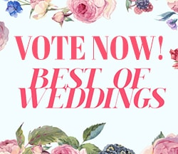 Click to vote for the Best of Weddings survey